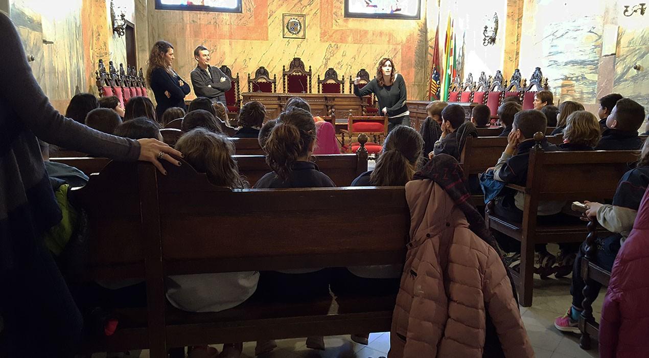 L'Ajuntament de Berga recull propostes per millorar el funcionament del Consell Escolar