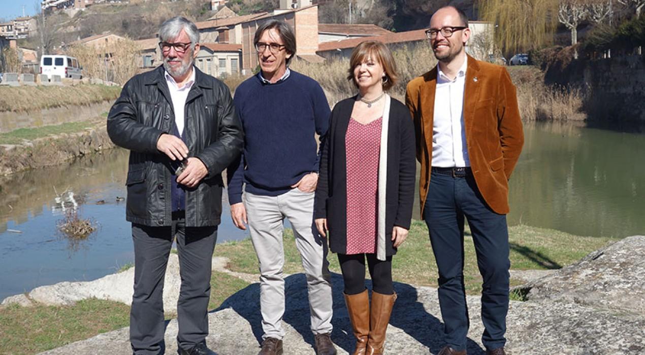 El Berguedà rep gairebé 1 milió d'euros per revaloritzar el seu patrimoni industrial