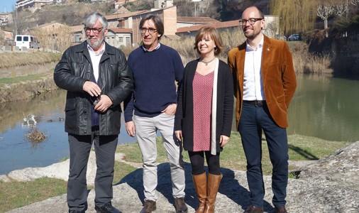 El Berguedà rep gairebé 1 milió d'euros per revaloritzar el seu patrimoni industrial; max-width:100%;