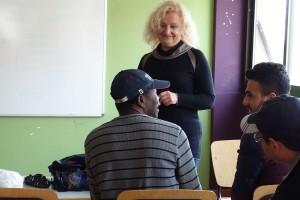 Berga, un niu d'esperança que allunya del terrorisme i la misèria una cinquantena de refugiats