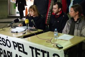 La fiscal reitera que Teti ha de complir l'any de presó per haver agredit l'exregidor del PP