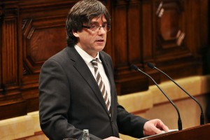 El president Carles Puigdemont condemna l'agressió homòfoba de Berga