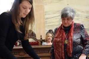 Dolors Tous s'estrena com a nova regidora a l'Ajuntament de Berga
