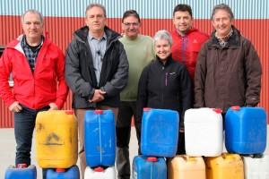 Els berguedans que faran 100km per una causa solidària ja tenen els 1.500 euros que necessitaven