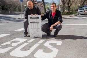 Els horaris de les quatre noves línies de bus urbà de Berga