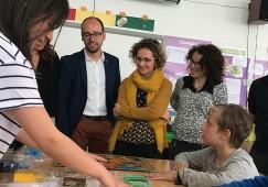 Els nous espais de l'Escola de Gironella es començaran a construir aquest trimestre