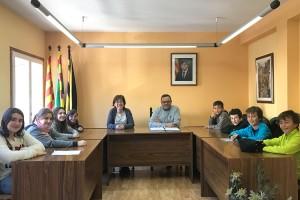L'escola de Guardiola crea una cooperativa que destinarà part dels beneficis als refugiats a la comarca