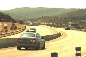 Denuncien a Puig-reig un home de 25 anys per conduir a 164km/h triplicant la taxa d'alcohol permesa