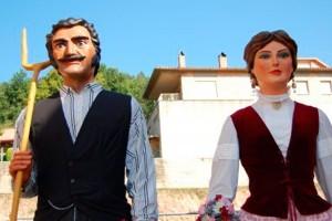 Vilada convoca un concurs fotogràfic per celebrar el 25è aniversari dels gegants del poble