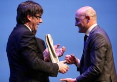 La plana major de la recerca a Catalunya es rendeix davant el berguedà Lluís Torner