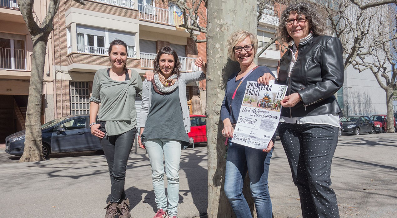 Berga mira més enllà de les fronteres en una Primavera Social dedicada a l'acollida de refugiats