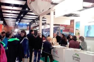 El Berguedà mostra el seu encant com a destí turístic al Salon du Randonneur de Lió, a França