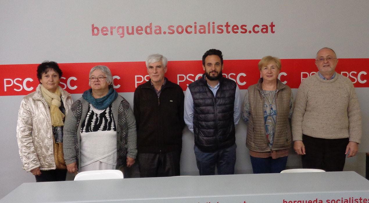 El gironellenc Joan Torra, nou líder del PSC al Berguedà