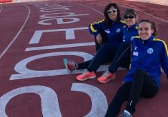 Les veteranes del JAB Berga tanquen temporada amb un sisè lloc al Campionat d'Espanya de cros veterà per clubs