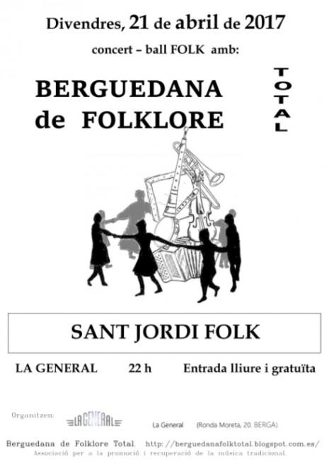 Sessió de BALL FOLK @ La General (BERGA)