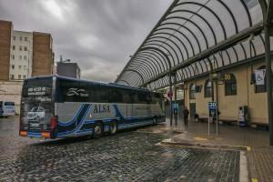 ALSA endarrereix una hora la sortida de l'últim bus entre Barcelona i Berga