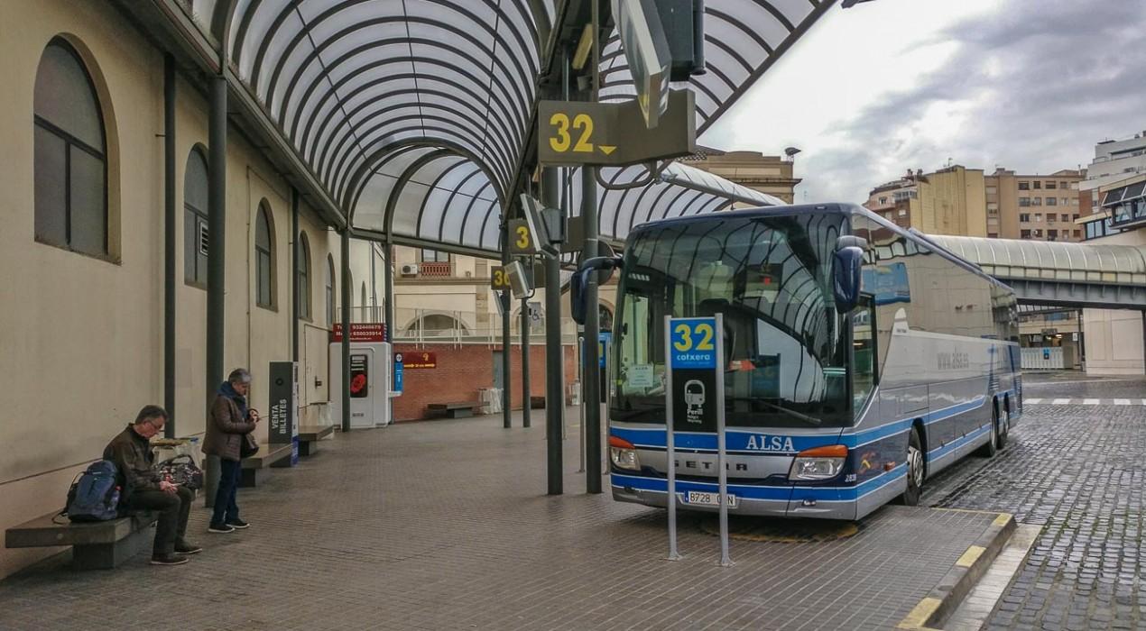 Nous canvis al recorregut del bus que uneix el Berguedà i Barcelona