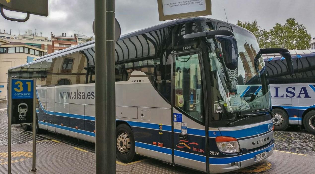 El bus entre Berga i Barcelona guanyarà quatre nous viatges semidirectes a partir del setembre