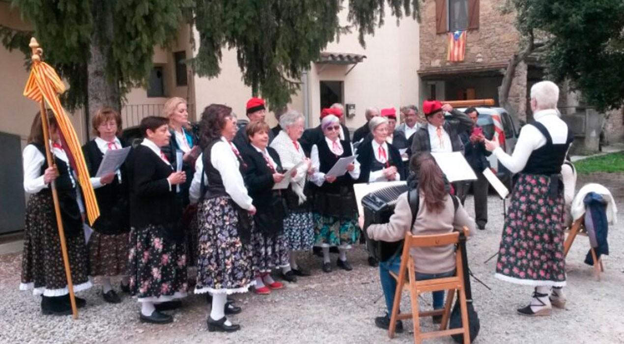 El Berguedà es manté fidel a la tradició i encara una Pasqua farcida de caramelles