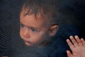 La fotoperiodista de Vilada Laia Ros reivindica amb una exposició que el drama dels refugiats no ha acabat