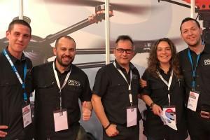 Una empresa de Berga creix a passos de gegant com una referència en el món dels drons