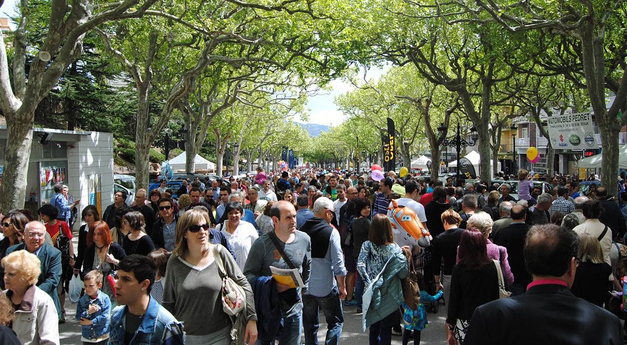 Berga dedica la Fira de l'1 de Maig a l'economia circular i aposta per concerts en paral·lel