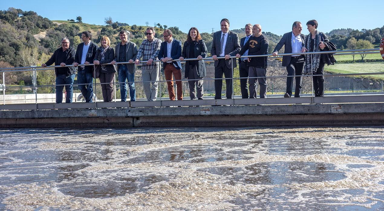 El Consell Comarcal gestionarà la redacció del projecte constructiu de la depuradora d'Olvan