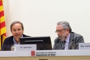 Salut assegura que els darrers casos de meningitis a Catalunya no tenen relació entre ells