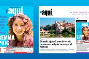 Nova web, nova revista