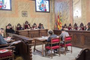 El ple del mes de maig a l'Ajuntament de Berga, en directe