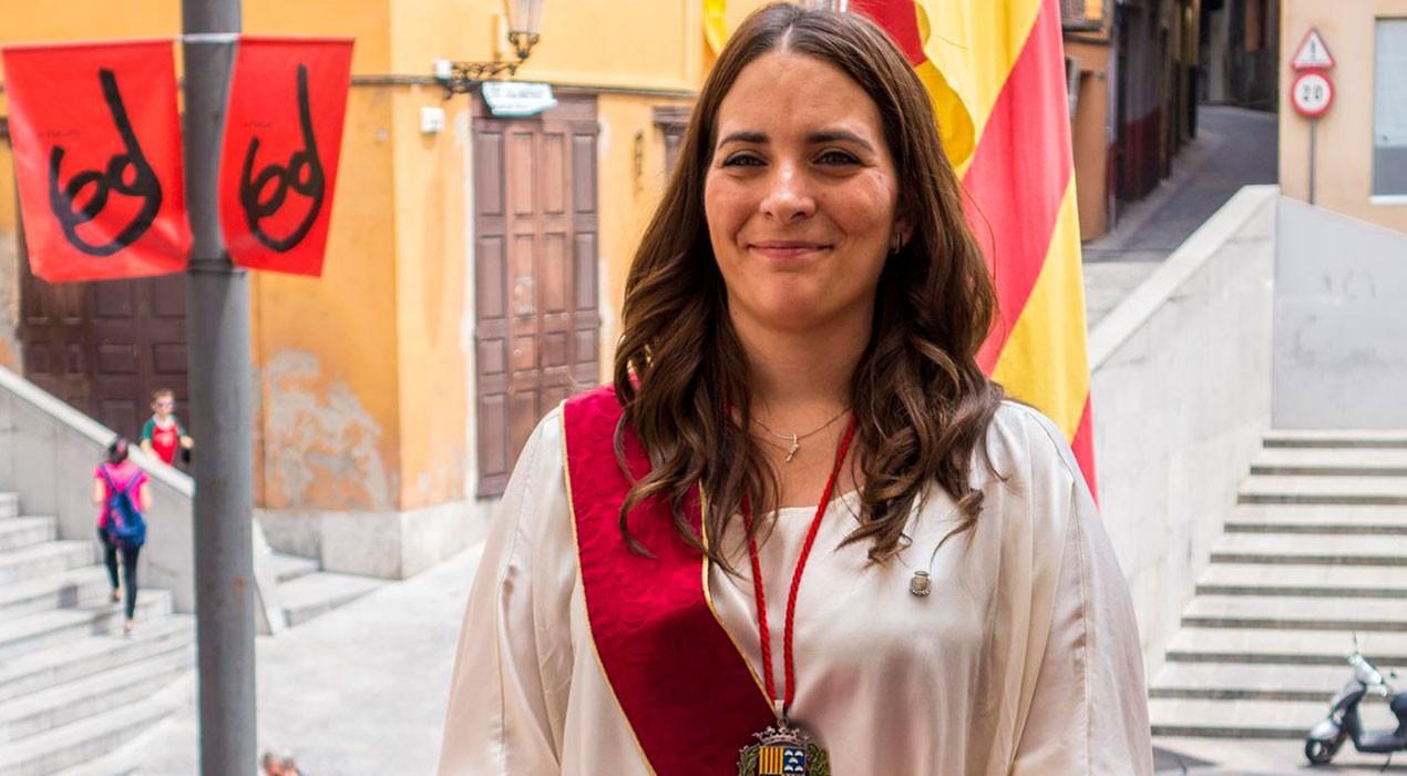 Plega la regidora de Convergència a l'Ajuntament de Berga Queralt Perarnau