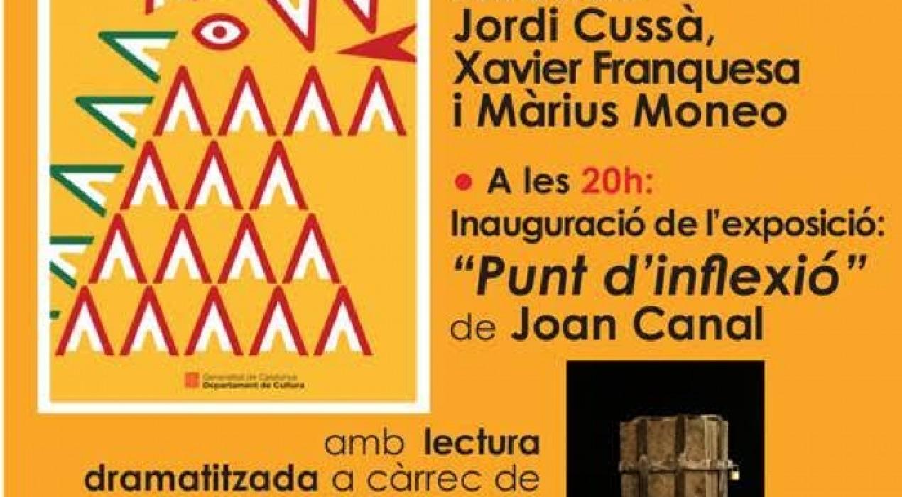 Revetlla de Sant Jordi a la Biblioteca de Gironella