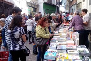 El Sant Jordi en diumenge propicia una diada més concorreguda que mai al Berguedà