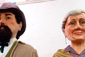 Festa grossa aquest cap de setmana a Berga per celebrar els 30 anys dels gegants de la Bauma