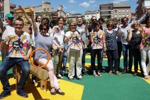 Puig-reig fa una Festa Major per a tothom, amb Dàmaris Gelabert, Aspencat i els Giovinetto amb Dani Anglès