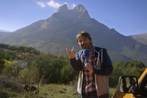 'El Foraster' de TV3 fa parada a Gósol i hi passa 48 hores
