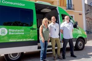 Gironella recupera el servei de l'OAC, que dóna resposta a dubtes i reclamacions de consumidors