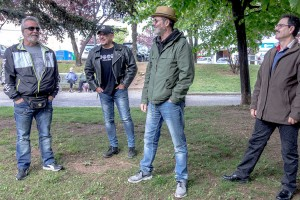 Mercado Negro, la història d'un grup de música de Berga que va sacsejar el país