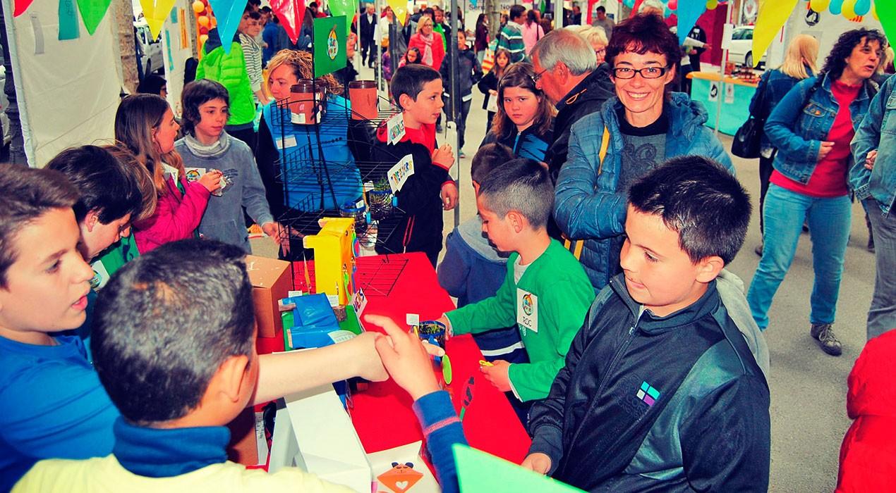 Més de 500 joves emprenedors posaran a prova les seves cooperatives el 20 de maig a Berga