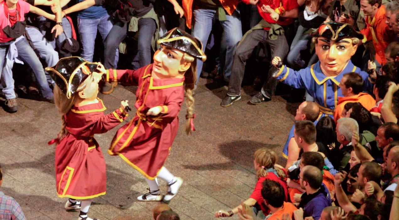 Els Nans Vells es decanten per Òscar Guijarro com a nou cap de colla en lloc d'Oriol Sosa