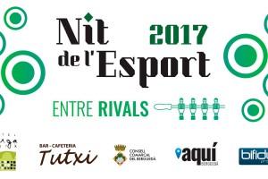 Els 65 nominats a la Nit de l'Esport 2017
