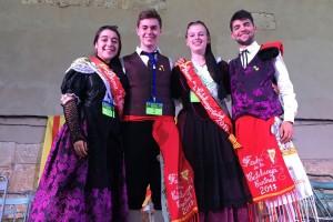 Els hereus i les pubilles de Gironella i la Valldan triomfen a Piera i representaran la Catalunya central