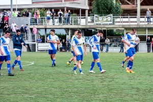 L'Avià baixa a Segona després de perdre un derbi descontrolat contra el Manresa (0-2)