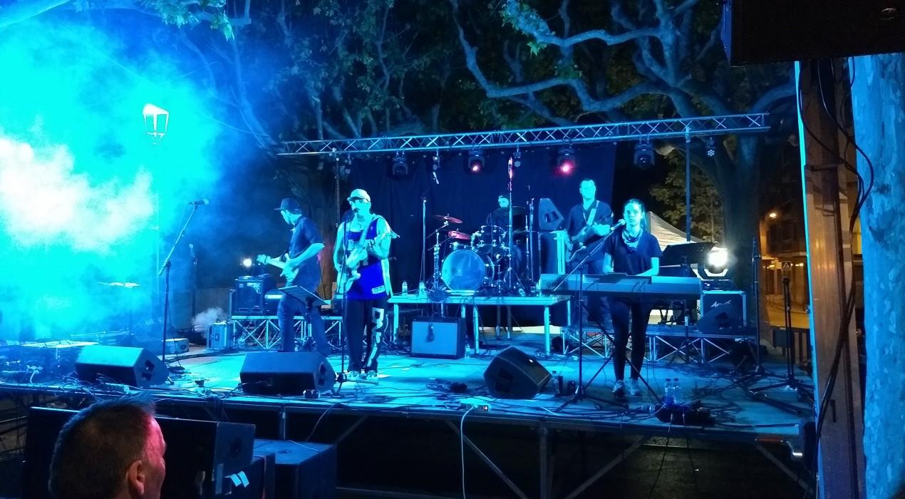 La Terrasseta de Preixens i Discípulos de Otilia, caps de cartell del concert jove de Patum 2018