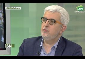 El berguedà Xavier Gual promociona el seu llibre per Andalusia