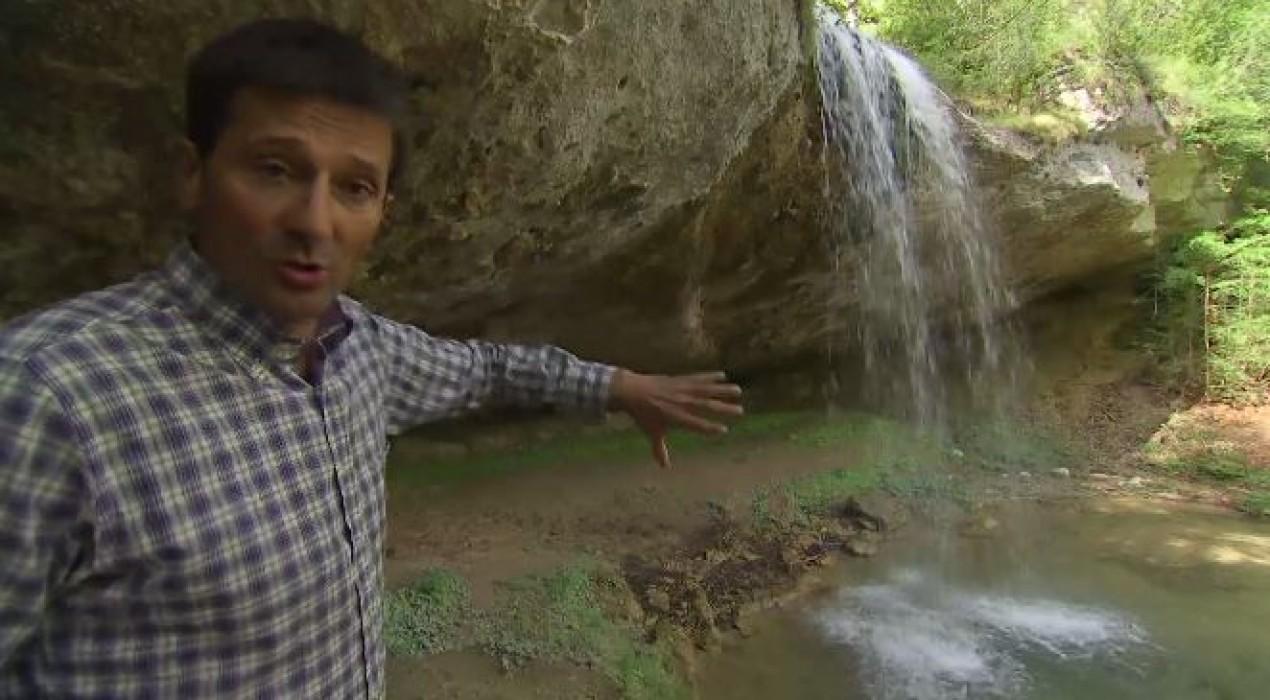 L'Espai Terra de TV3 visita els espais idíl·lics dels rius i rieres del Berguedà