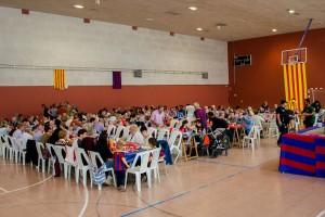La Penya Blaugrana de Berga demostra la seva bona salut en la Diada del Soci