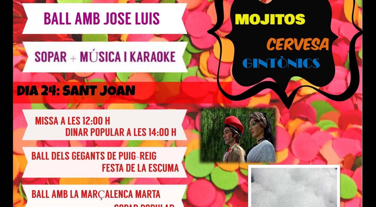 Festes de Sant Joan de Cal Marçal