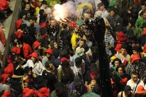 Èxit rotund del Canal Patum de l'Aquí Berguedà, que rep més de 5.300 visites durant les festes de Corpus