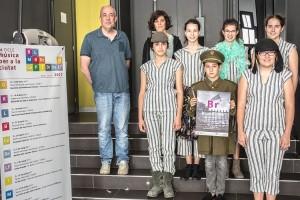 Berga acull dissabte una òpera infantil històrica sobre el drama d'un gueto jueu dels anys 40